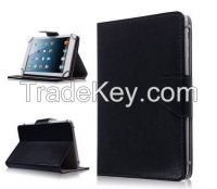 """MID Leather Flip Protect Case Stand 10"""" PC Tablet Leather PU Cover"""