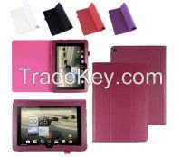 Premium Soft PU Leather Case Stand Tablet Cover Protective Holder