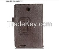 7inch Tablet PC Folio PU Leather Case Stand Cover