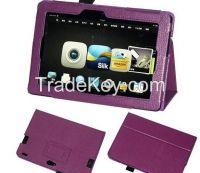 Flip PU Leather Stand Case Pouch