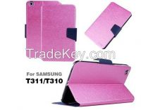 Magnetic PU Leather Stand Case Cover