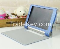 """8"""" Tablet PC MID Foldable Flip Folio Leather Cover Case"""