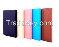 PU Leather Folio Stand Case Cover
