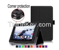 New 7inch Tablet PC Litchi Folio Leather PU Case Cover Shell