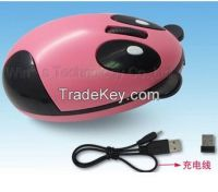 Panda wireless mouse Couples Gift Mouse Couple Mouse