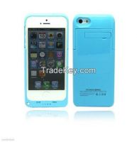 2200mAh External Battery Backup Charger Case Pack Power Bank for iPhon