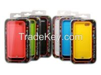 4200mAh Rechargeable External Battery Backup Charger Case Cover