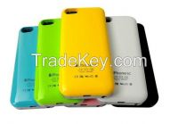 2800mAh Rechargeable External Battery Backup Charger Case Cover