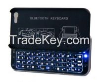 Mini Wireless Bluetooth Keyboard keypad Case cover