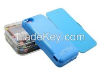 4200 mAh External Battery Backup Charger Case Pack Power Bank Stand