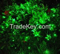 100 LED Green Solar Led String Light Christmas Party String Lights