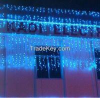 110V or 220~240V 6M*3M Many Colors LED Curtain Light String 600 LEDs