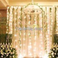 8M X 3M 800LEDs Led Curtain lights String