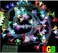 10M 80 LED Bell LED String Lights