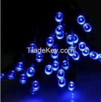 Solar Powered String Lights Holiday Lighting 60LED