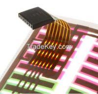 Colourful Flash Car Sticker Music Rhythm LED EL Light Lamp