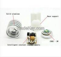 T10 w5w led , car bulbs 194 led , 5w  high power car bulbs T10 led