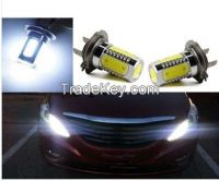 H7 7.5W high power car fog light Easy to install, Just plug & play