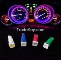 T5 5050 LED Bulbs with Wedge Base for Dashboards(Gauge bulbs)