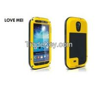 proof Waterproof Love Mei Metal Aluminum Case +Gorilla Glass