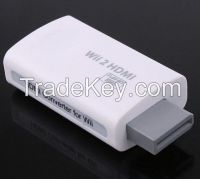 Wii to HDMI converter for the Wii console