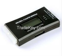 Computer PC Power Supply Tester Checker 20/24 Pin 4