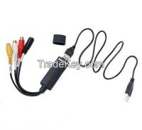 USB 2.0 Audio Video VHS to DVD Converter Capture Card Adapter PA9