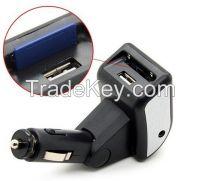 Car Kit Handsfree Bluetooth Wireless MP3 Player FM Transmitter