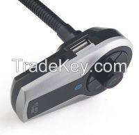 udio Bluetooth Handsfree Car Kit FM Transmitter Modulator MP3 Player