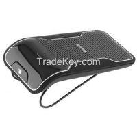 Multipoint Wireless Bluetooth Receiver Car Vehicle HandsFree Kit
