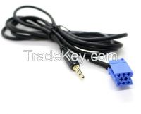 3.5MM 8Pin Aux Cable Adapter