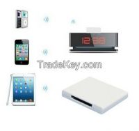 A2DP Bluetooth Music Audio Receiver Adapter 30-Pin Dock Speaker