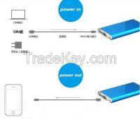 Portable 5600mAh Power Bank External Battery Power Charger case