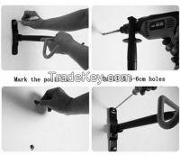 bicycle wall hook display rack new foems racks frame red hook