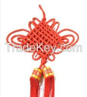 hanging Trumpet gold eight Chinese knot New Year festive decorations