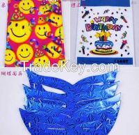 The site layout and decoration Birthday meal appliance Package