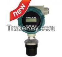 integrated ultrasonic level meter