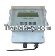 split ultrasonic level meter