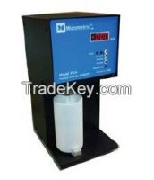 particle charge analyzer