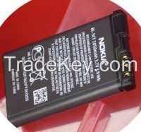 BL-5CT battery for nokia C5-00 C6-01 6303CI 3720C 6730C 5220