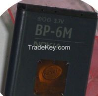 BP-6M battery for nokia N93 3250 6151 6233 6234 6280 6288 9300 9300I N