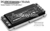 375Vin / 48Vout / 600Watts DC-DC Converter Module