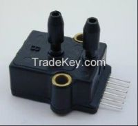 Low cost compensated pressure sensors