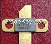 The RF MOSFET Line RF Power Field Effect Transistors