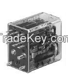 R10 Series Panel Plug-in Relay