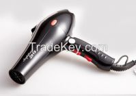 2000W Varnish High Quality Polyamides 220V Hairdryer Professional
