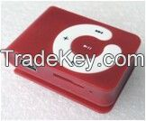 Classic old C-key clip MP3  ;No screen card MP3 player