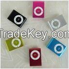 Metal card MP3/No Screen MP3 / clip