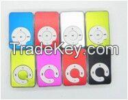 Metal aluminum C bond MP3 /Card MP3 /Metal-free screen card MP3