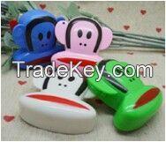 Big mouth monkey card MP3